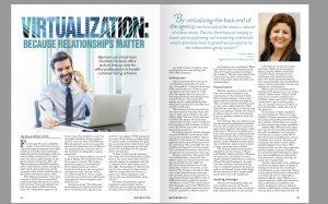 Insurance Agency Virtualization