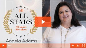 Vertafore All Star Angela Adams