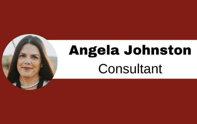 Meet Angela Johnston