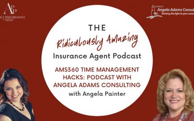 AMS360 Time Management Hacks Podcast