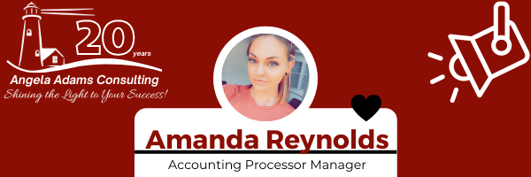 Employee Spotlight – Amanda Reynolds