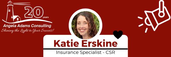 Employee Spotlight – Katie Erskine