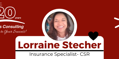 Employee Spotlight – Lorraine Stecher