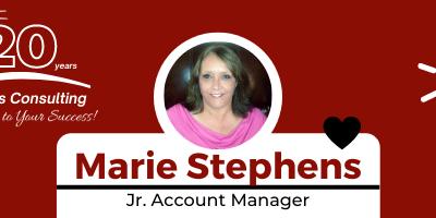 Employee Spotlight – Marie Stephens